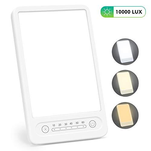 AILUKI Lichttherapielampe 10000 Lux (Neu)