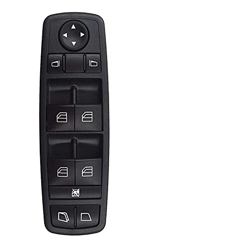 Interruptor del elevalunas eléctrico principal delantero izquierdo del coche apto para Mercedes W251 R320 R350 2518300190