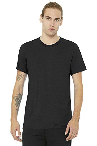 Bella + Canvas Unisex Heather CVC T-Shirt (3001CVC)