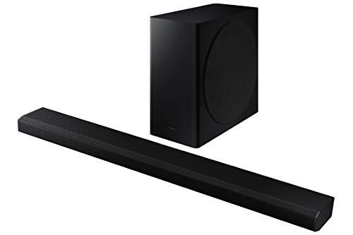 Samsung HW-Q800A/XU Q-Symphony Cinematic Dolby Atmos Q-Series Soundbar for TV (2021), True...