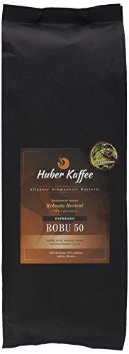 Huber Kaffee Espresso Robu50, 1 kg