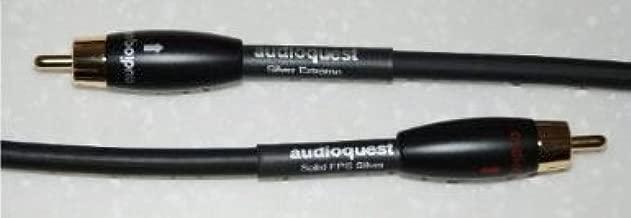 Audioquest 2M Pr Silver Extreme Audio Cable w/RCA