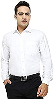 Super weston Cotton Shirts for Men for Formal Wear,100% Cotton Shirts,Office Wear Shirts, M=38,L=40,XL=42,6 Colors Available