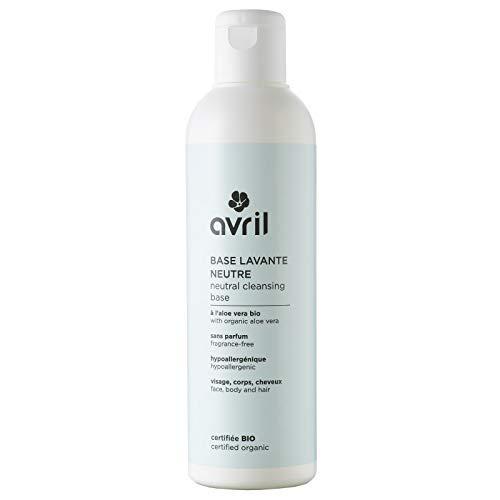 Avril base lavante neutre visage corps cheveux bio