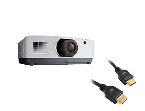 Learn More About Bundled NEC NP-PA803UL WUXGA 8000 Lumen Projector with Two HDMI Cables