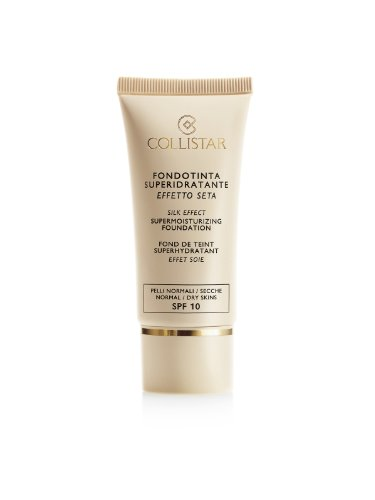 Collistar Silk Effect Supermoisturizing Foundation #06 Cuoio 30ml