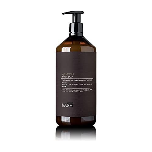 Nashi Argan Armonia Shampoo Per Capelli e Cute Per capelli Grassi o Lavaggi Frequenti 1000ml
