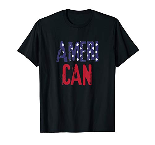 American Independence Day USA / Geschenk Idee T-Shirt