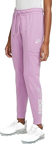 Nike Women's Trousers Logo Pocket, lilac, L
