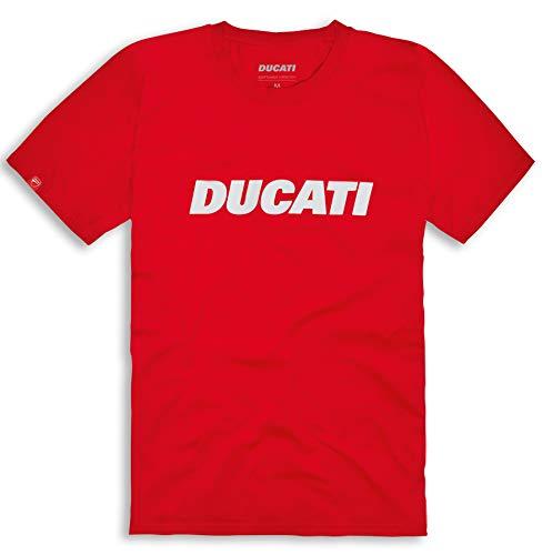 Ducati Ducatiana 2.0 T-Shirt NEU 2021 rot (XL)
