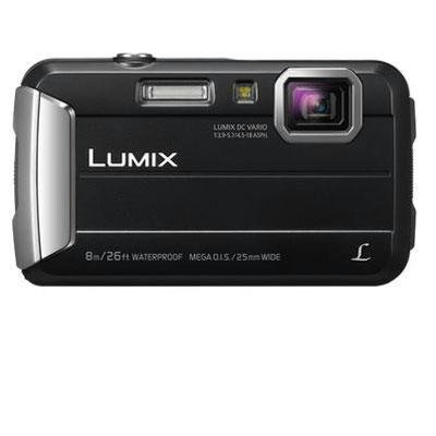 PANASONIC LUMIX Waterproof Digital Camera Underwater Camcorder with Optical...