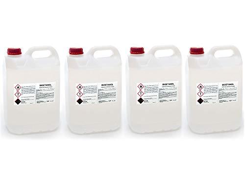 FIRSTLINE Bioethanol 4...