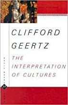 The Interpretation Of Cultures (Basic Books Classics) by Clifford Geertz (1977-05-19)