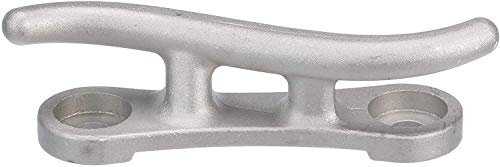MarineNow Cast Aluminum S Dock Cleat 10