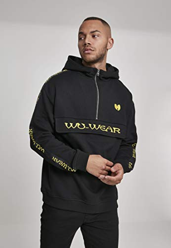 Wu-Tang Herren Hoodies Pull Over schwarz M