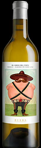 Vino Blanco El Gordo del Circo 750 ml