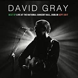 David Gray - Best Of Live At The National Concert Hall Dublin Sept 2017 (Deluxe Double CD)