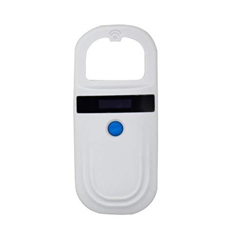 Lettore Microchip Cani - Lettore Scanner Microchip Localizzatori per Animali Domestici, con RFID, 134.2KHZ, GPS per Cani, Localizzatore GPS Cani, Tractive GPS per Cani, GPS per Gatti
