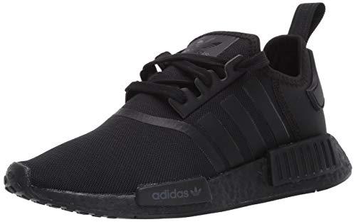 adidas Originals mens Nmd_r1 Sneaker, Black/Black/Black, 11 US