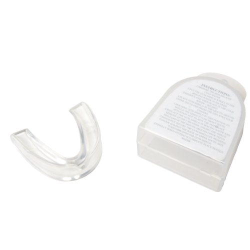 DEPICE Schutzausrüstung Zahnschutz Mundschutz Care Transparent mit Box, One Size, sa-zc