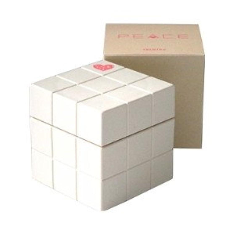 かみそりセラフ雇うアリミノ ピース ニュアンス wax (バニラ) 80g