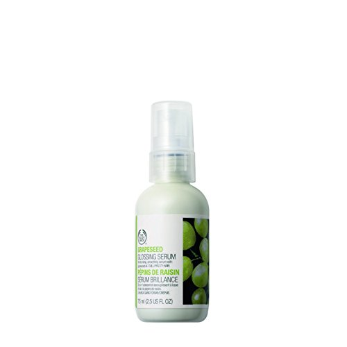 The Body Shop Grapeseed Glossing Serum, 2.5-Fluid Ounce