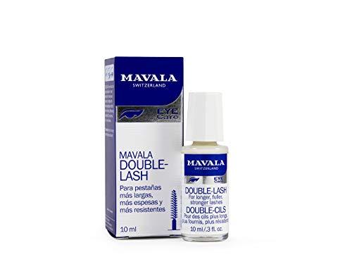 Mavala double lash - tratamento nutritivo para alongar e deixar os cílios mais espessos 10ml