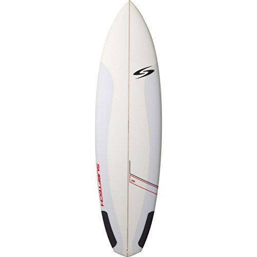 Surftech Spade HD-E Surfboard, 7'4 by Surftech