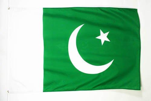 AZ FLAG Flagge Pakistan 150x90cm - PAKISTANISCHE Fahne 90 x 150 cm - flaggen Top Qualität