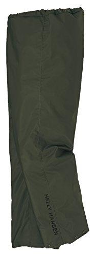 Helly-Hansen Workwear Workwear Men's Mandal Rain Pant, Army Green, X-Large