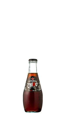 24x Flasche Chinotto Chinò 20cl San pellegrino Limonade Italienisch Getränk