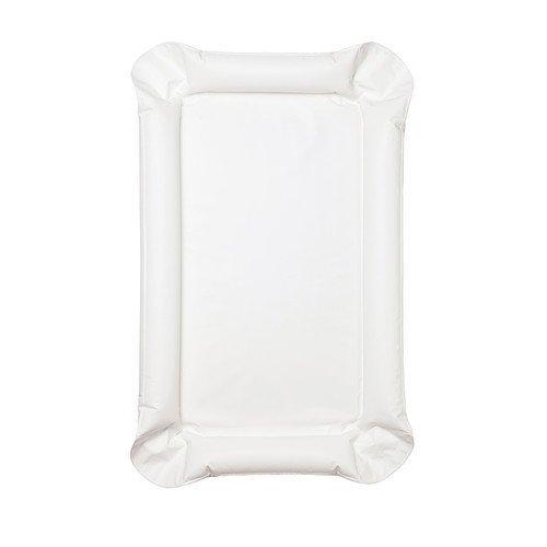 IKEA SKOTSAM Babydecke, 53 x 80 x 2 cm, Weiß
