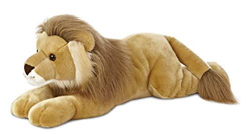 Aurora 31611 Super Flopsia leeuw leeuw, beige, 68,6 cm