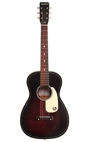 Gretsch Guitars Jim Dandy Flat Top Acoustic Guitar 2-Color Sunburst
