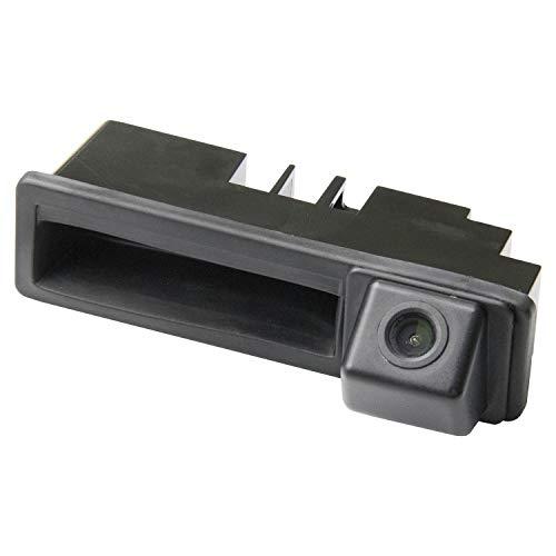 Rückfahrkamera in Griffleiste/Griffmulde Einparkhilfe Nachtsicht für Audi A3 A4 A6L 4F C6 S5 Q7
