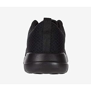 Skechers Men's Gowalk Max-Athletic Workout Walking Shoe with Air Cooled Foam Sneaker, Black, 9