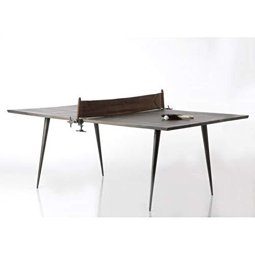 AMADEUS CADES Table à Manger Ping-Pong 75x115x207 cm