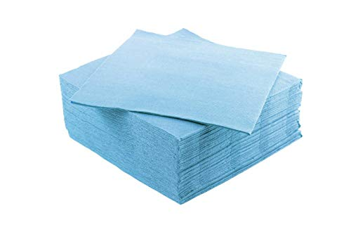 Nappe de Table Airlaid Bleu Turquoise en Papier Recyclable et Biod/égradable Le NAPPAGE Toucher Doux Nappe Bleu Turquoise en Rouleau de 1,20 x 5 M/ètres Certifi/é FSC/®