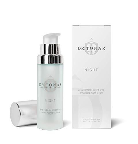 Dr. Tonar Cosmetics NIGHT - Fruchtsäurehaltige Nachtcreme