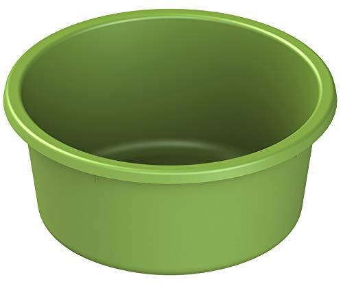 Kerbl 324818 Cuenco para Comida 2L Verde, Verde