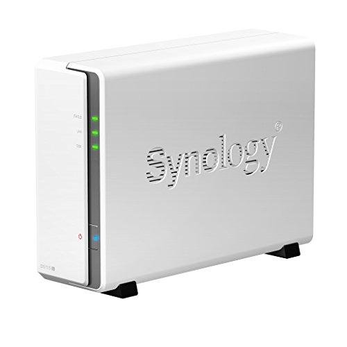 Synology DS115J/3TB-IW 3TB (1x 3TB SGT-IW) 1 Bay Desktop NAS Einheit