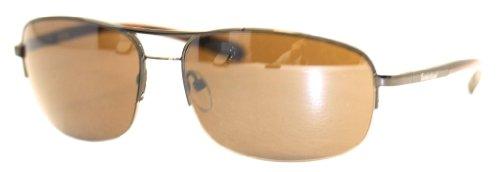 TB7113-12G Unisex gafas de sol sin montura marr¨n