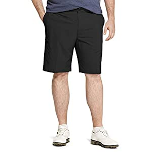 IZOD Men's Big and Tall Golf Swing Flex Stretch Cargo Short