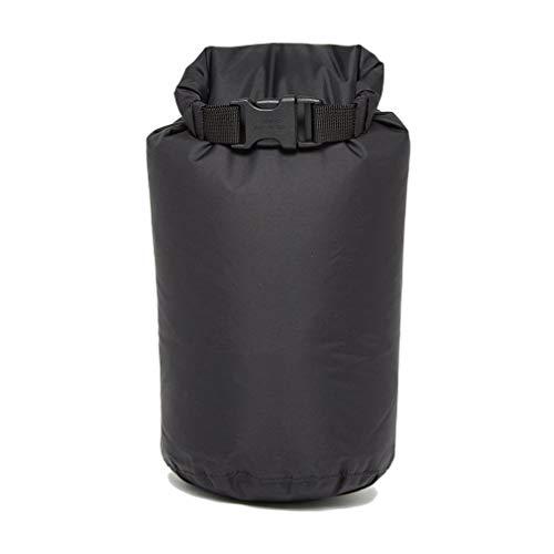 EXPED Black Waterproof Fold Dry Bag - XL - Black