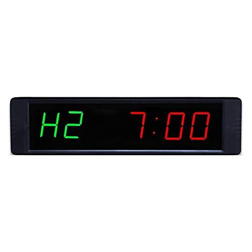 ANSTRK Programable LED Intervalo Temporizador Reloj