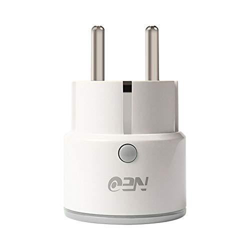 LanLan producten voor thuis, Neo WiFi EU Smart Plug Smart Switch stopcontact wireless ondersteuning Amazon Alexa Home Page van Google IFTTT