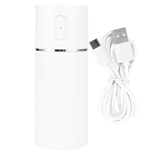 Difusor de aceite esencial aromaterapia 200 ml LED coche niebla difusor con lámpara UV portátil USB humidificador de aire para el hogar viajes