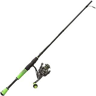 Lew's Fishing M23069MFS Lews Fishing, Mach II Spinning Combo, 6.2: 1 Gear Ratio, 10 Bearings, 6'9