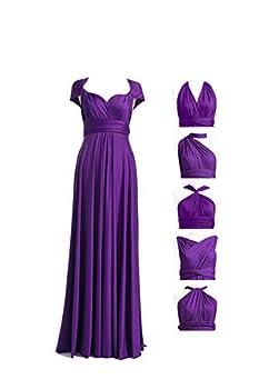 Best purple long gown Reviews