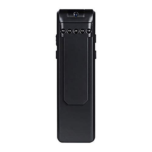Nrpfell Videoregistratore Digitale Videocamera Portatile 1080P HD per Meeting Record Spia Forensics